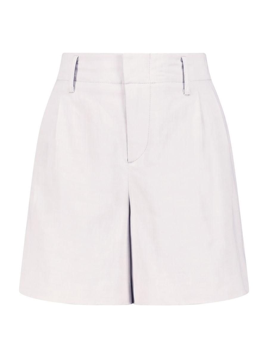 High waistline city shorts
