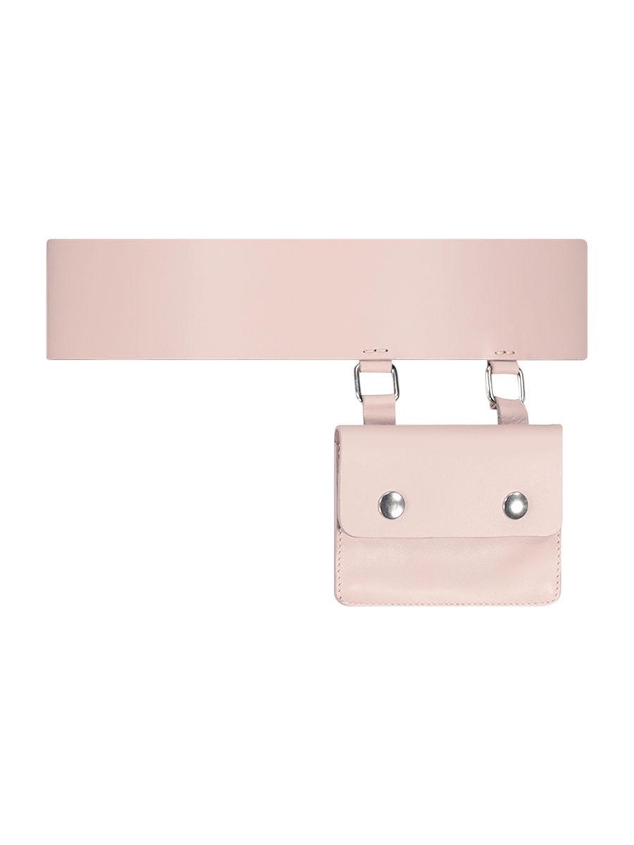 Feminine belt pouch