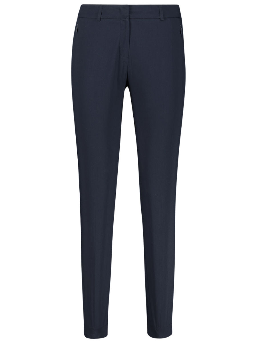 Slim-fit versatile pants