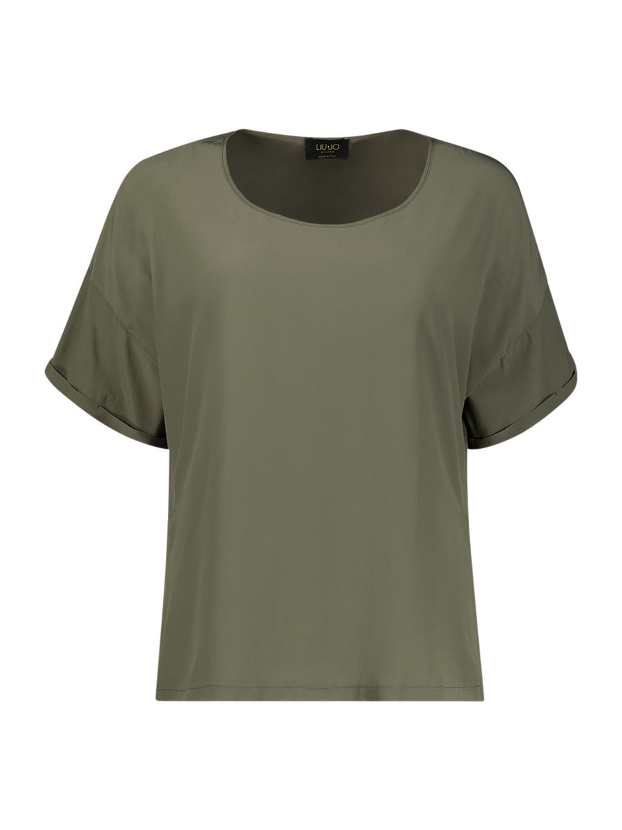 Olive casual top