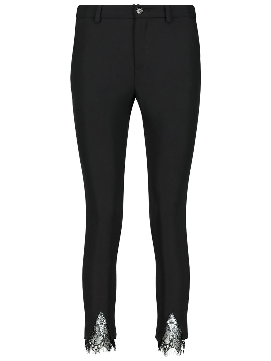 Elegant laced trousers