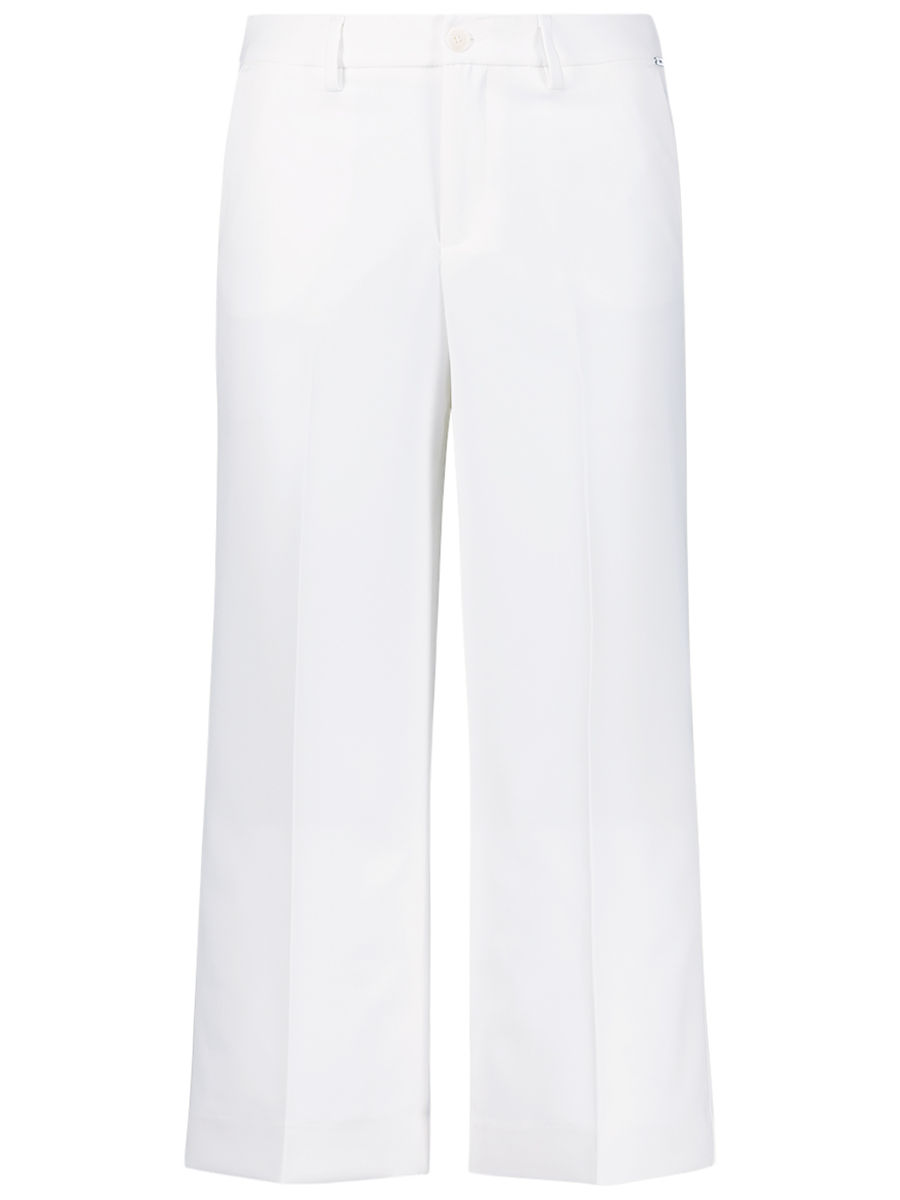 Chic culotte trousers
