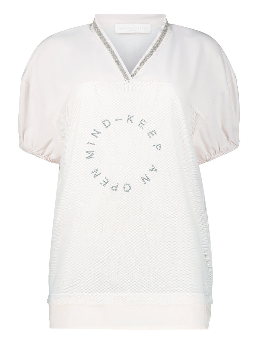 Keep an open mind blouse