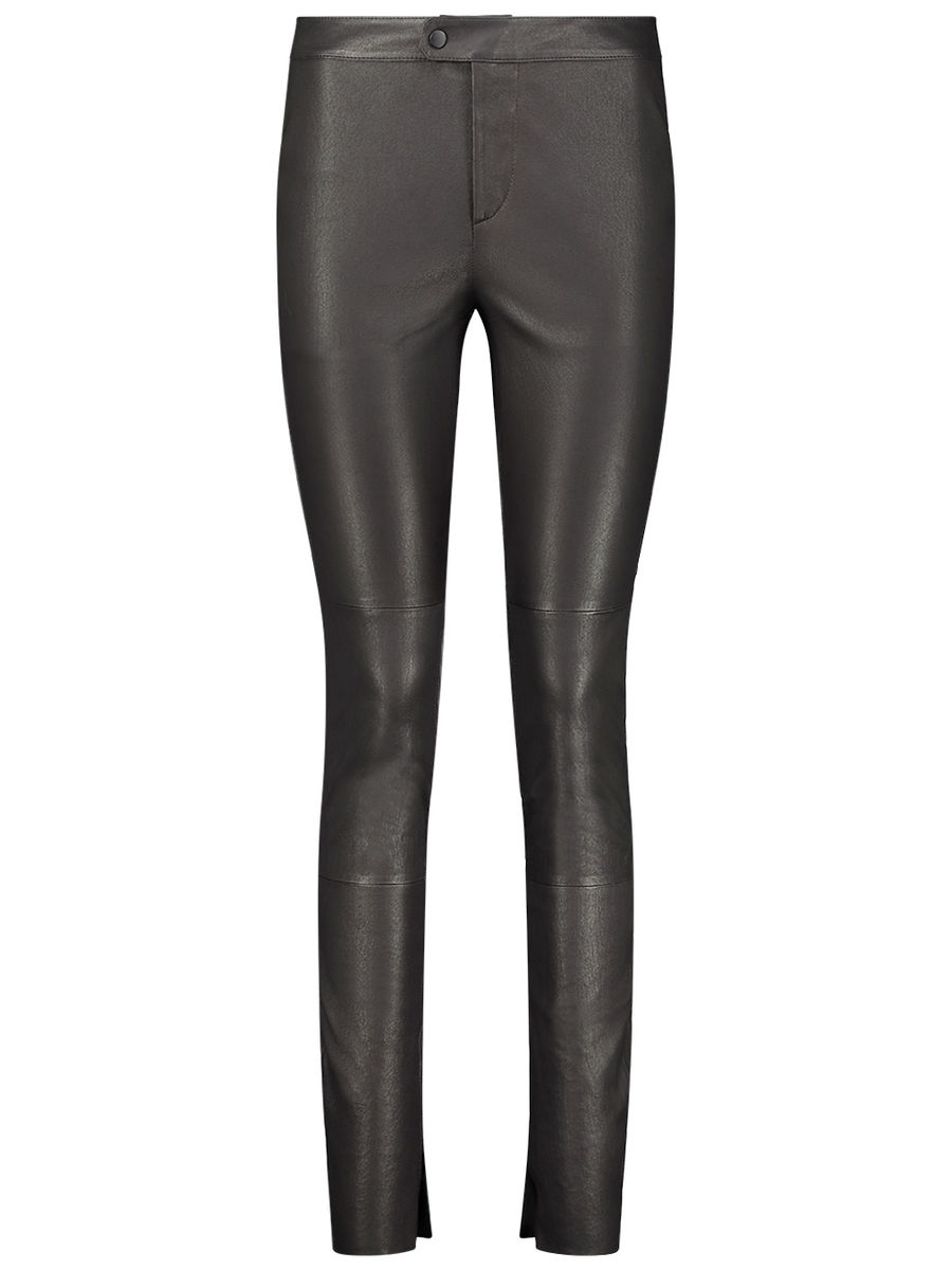 Trend leather trousers