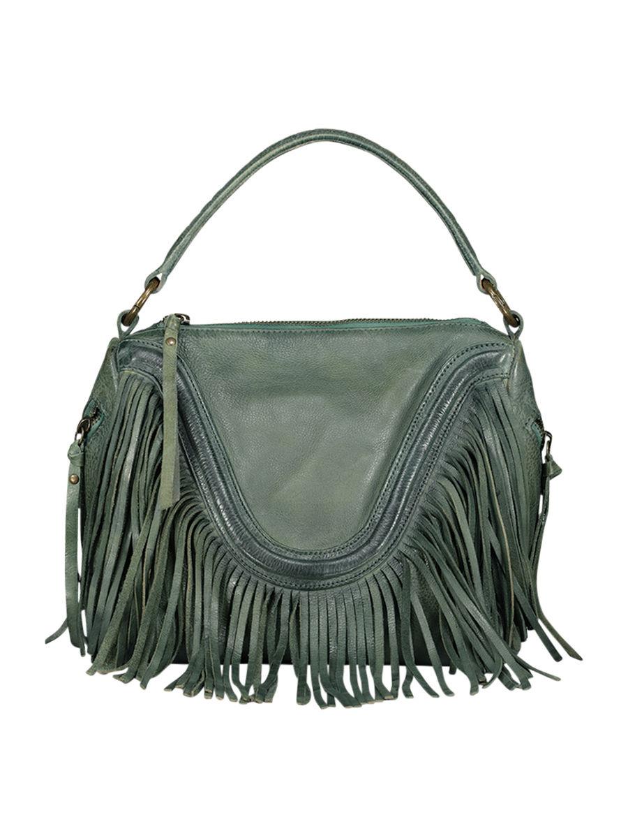 Fringe affair sling bag