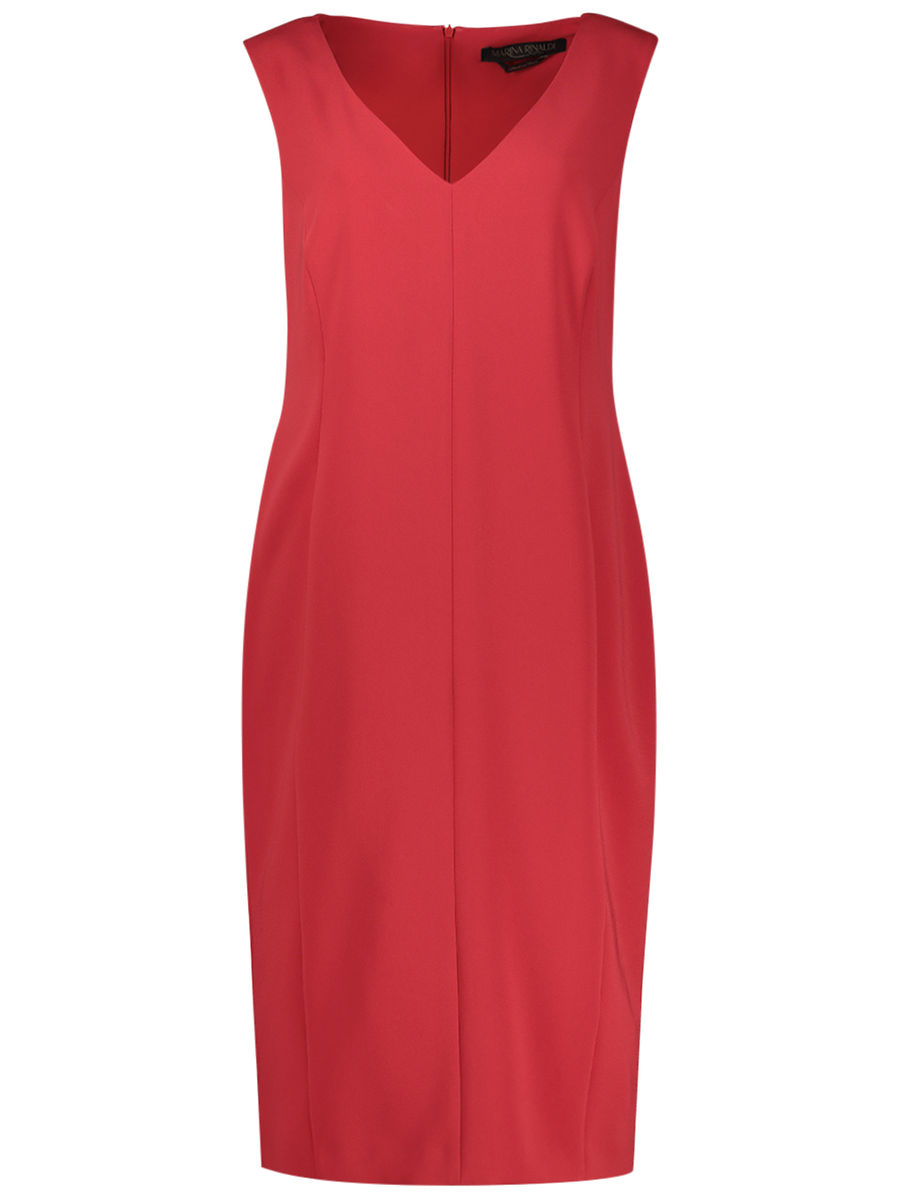 Give-me-red cocktail dress