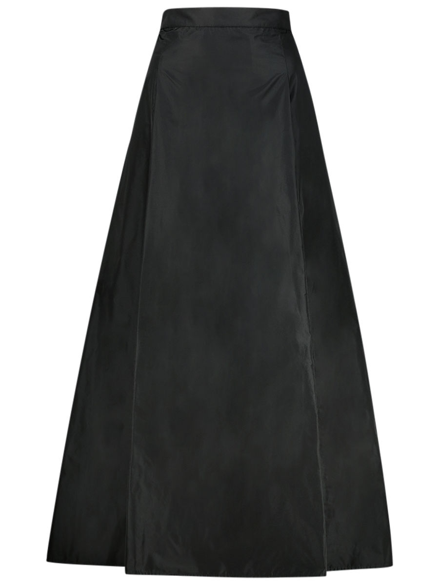 Sharp maxi skirt