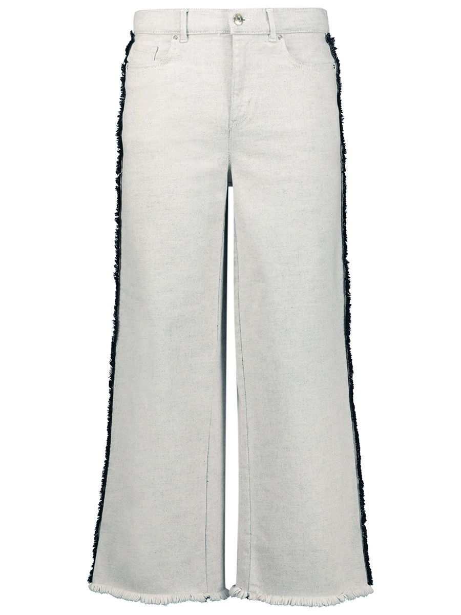Fringe and flared jeans