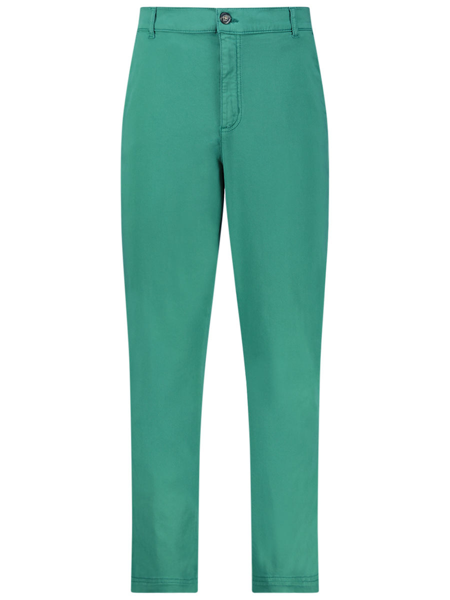 Go green straight fit pants