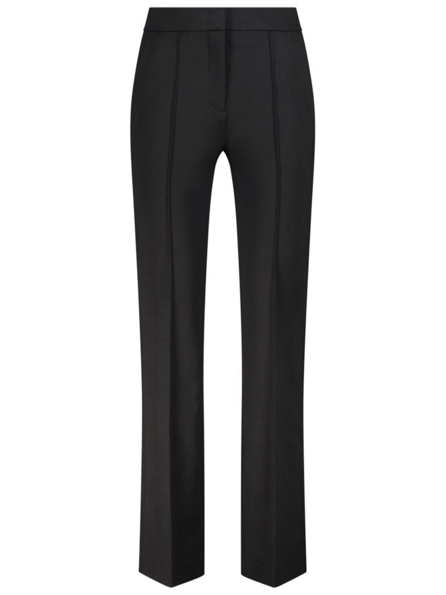 Elegant straight leg trousers
