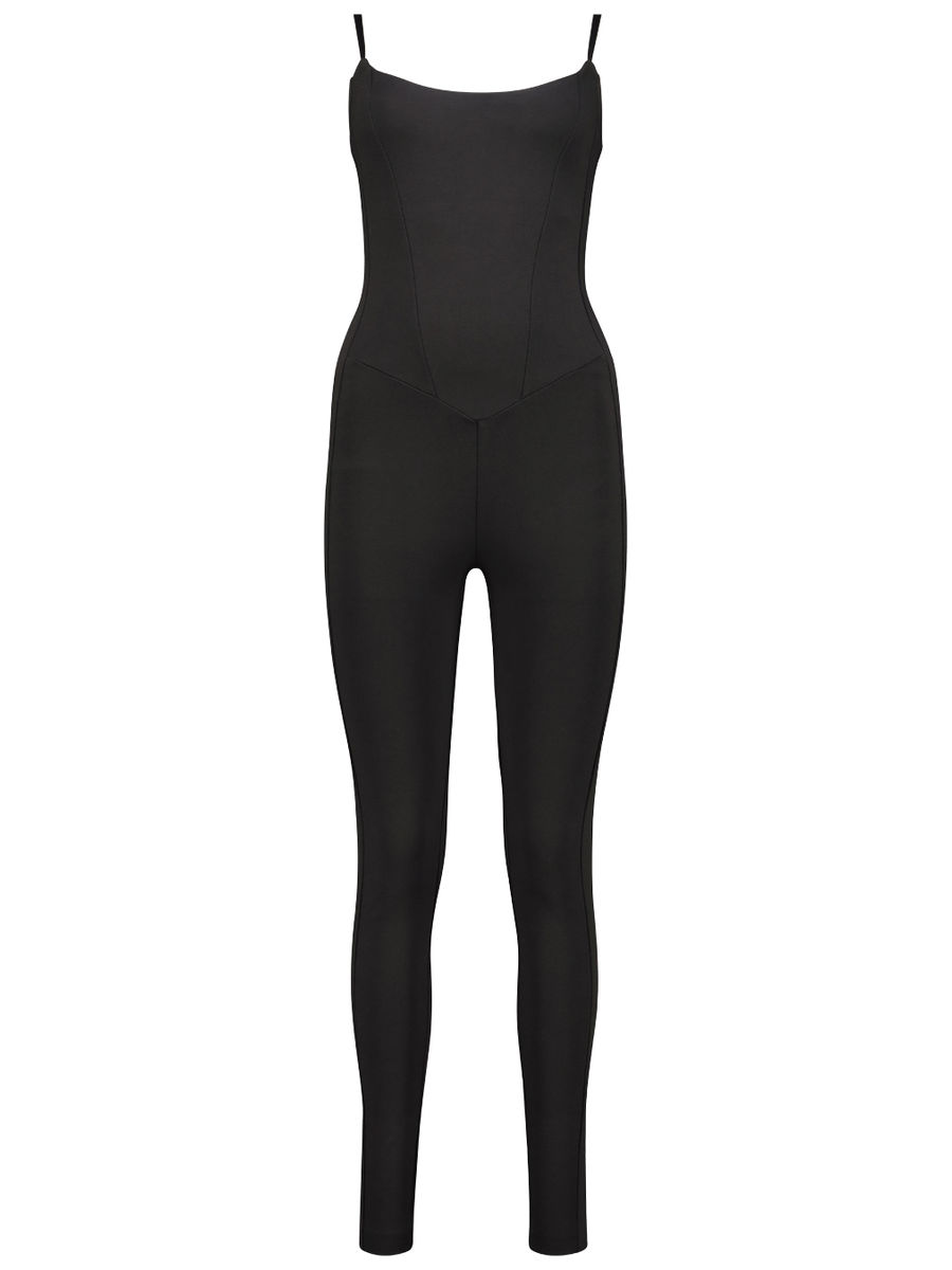 Basic bodycon catsuit