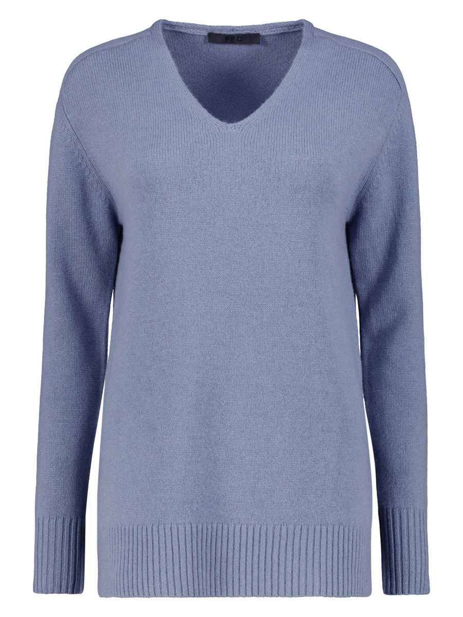 Relaxed knit jumper