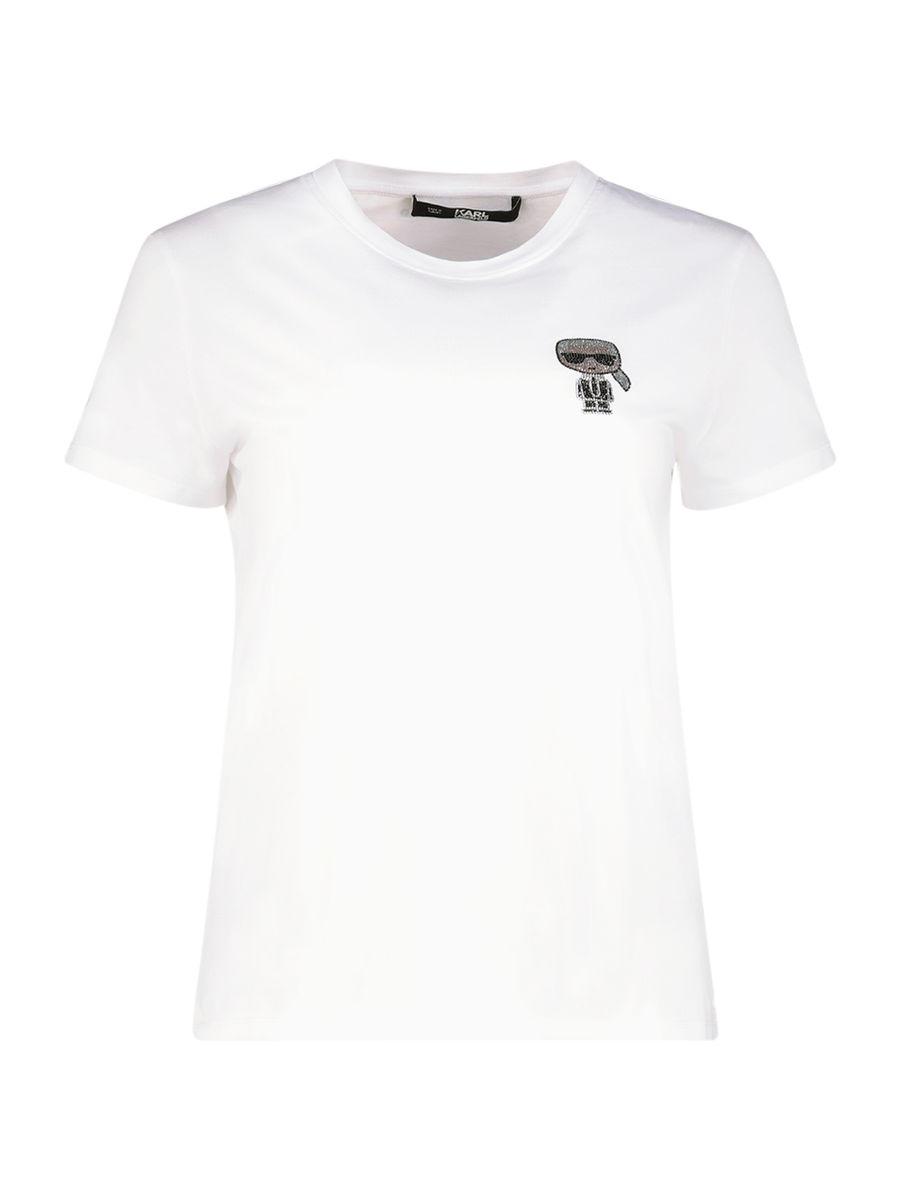 Not so  basic white t-shirt