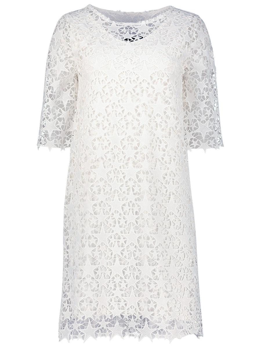 Dreamy white lace dress