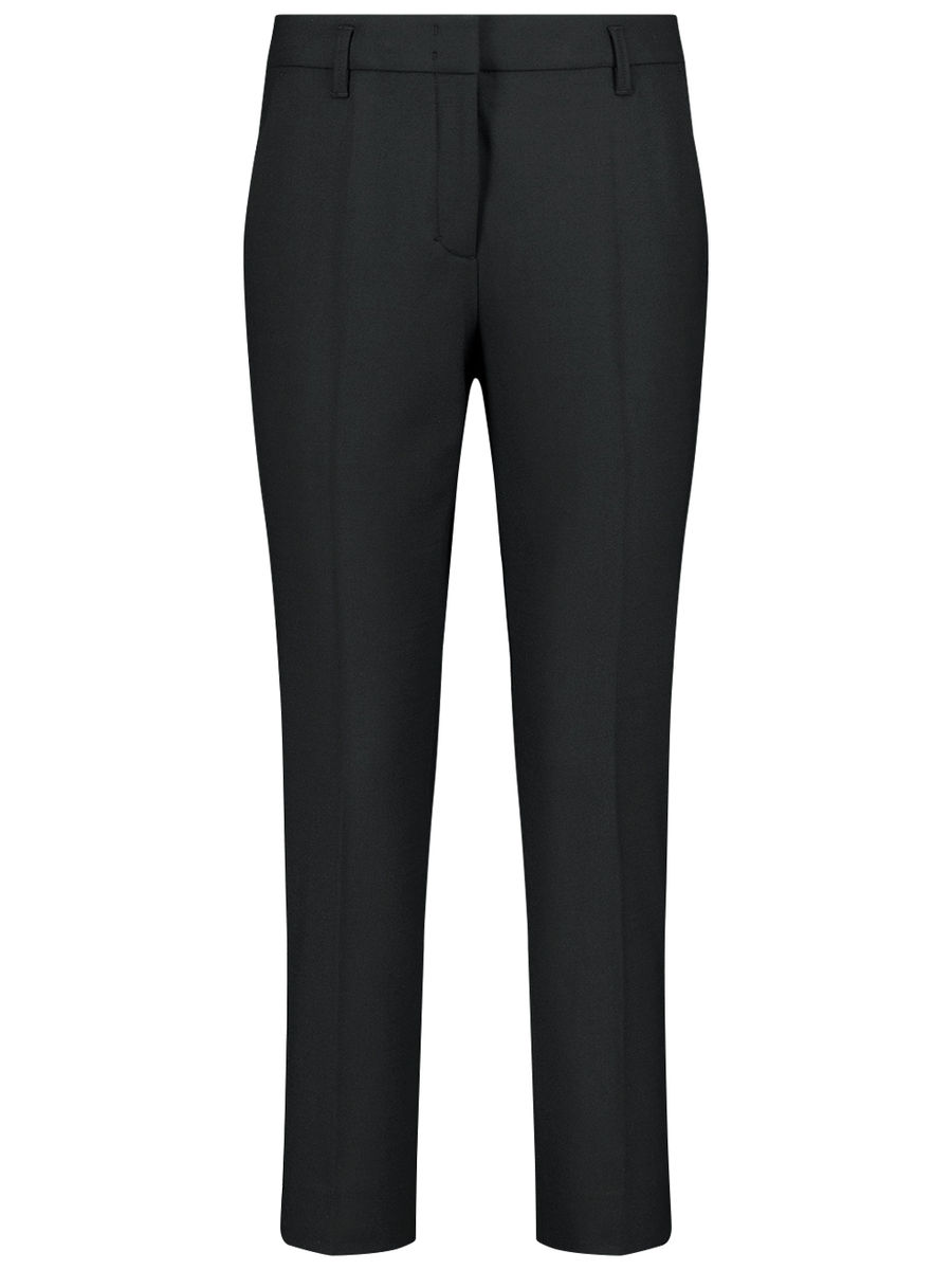 Soft crease formal trousers