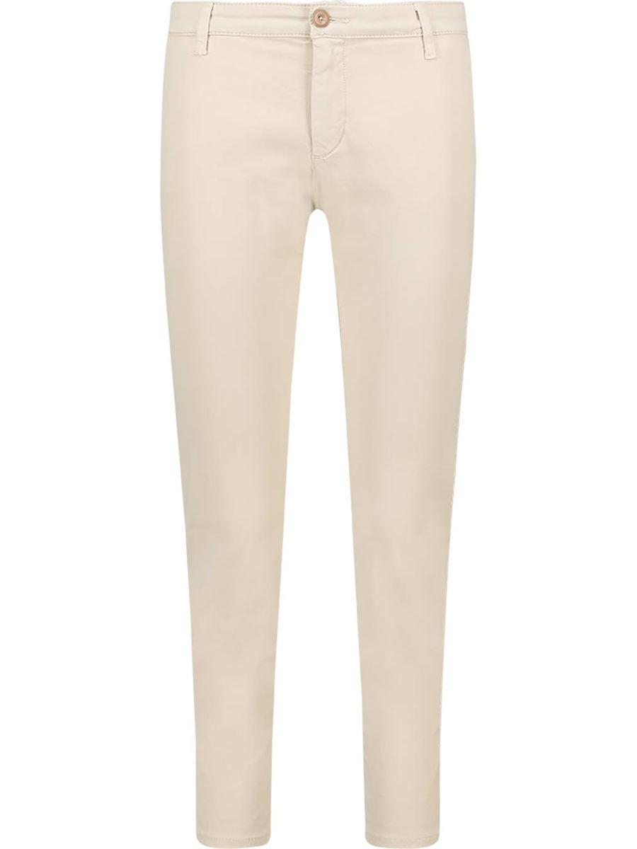 Slim fit button fastening jeans