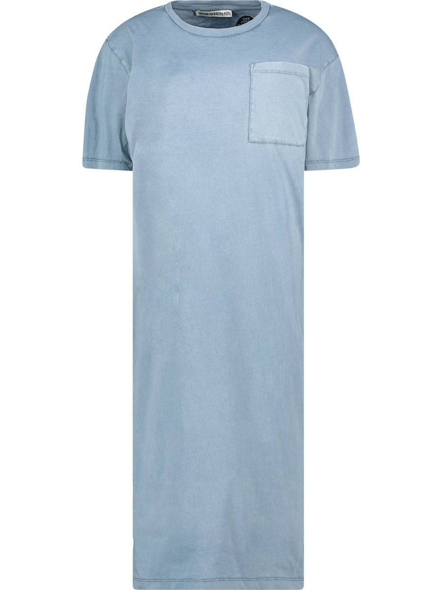 Relaxed t-shirt midi dress