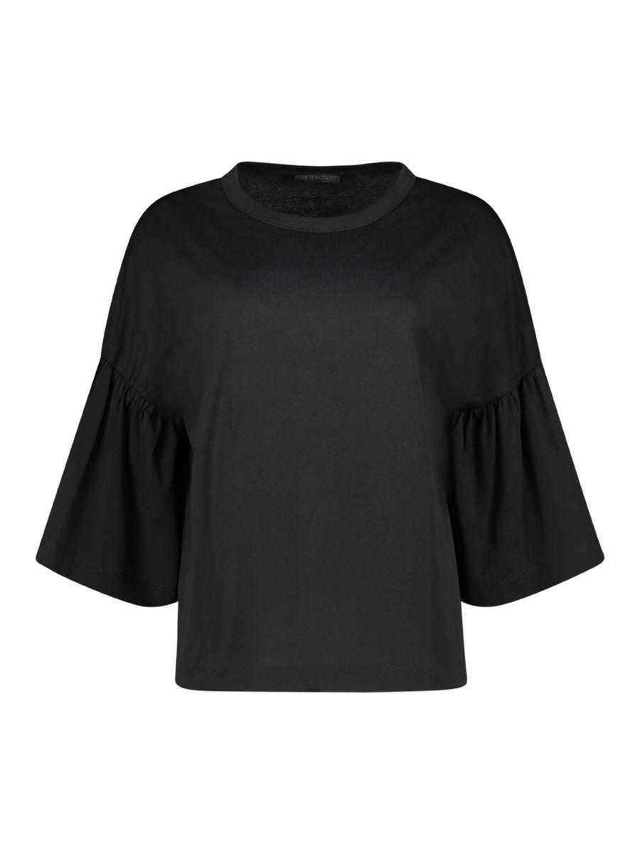 Angel sleeve blouse