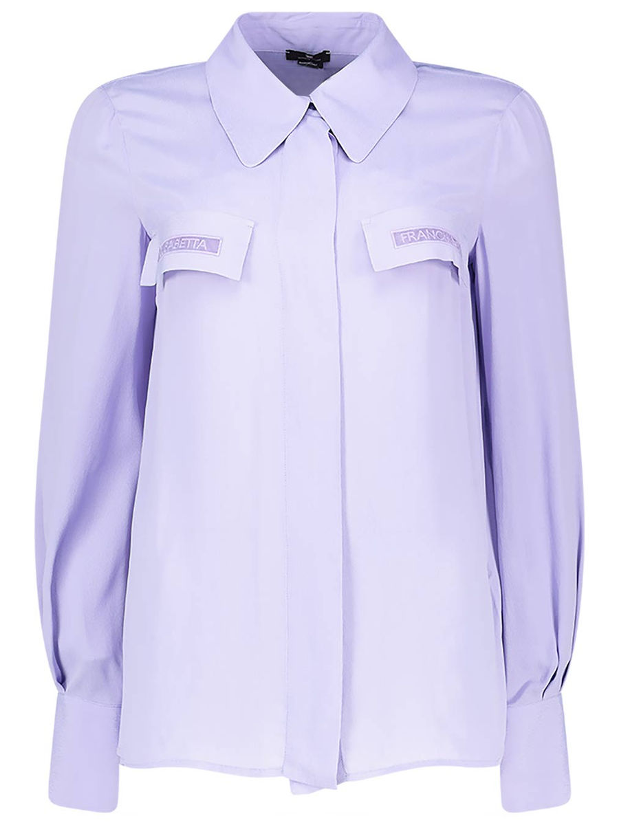 Surreal lavender shirt
