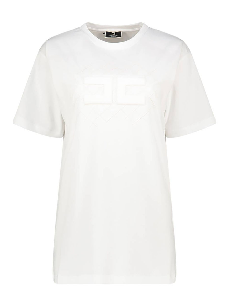 Statement logo relaxed t-shirt