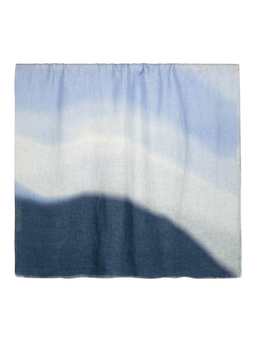 Delikater Schal aus reinem Leinen