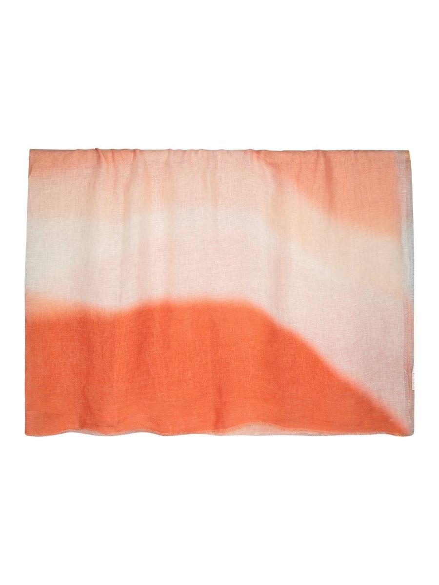 Dezenter Schal aus reinem Leinen