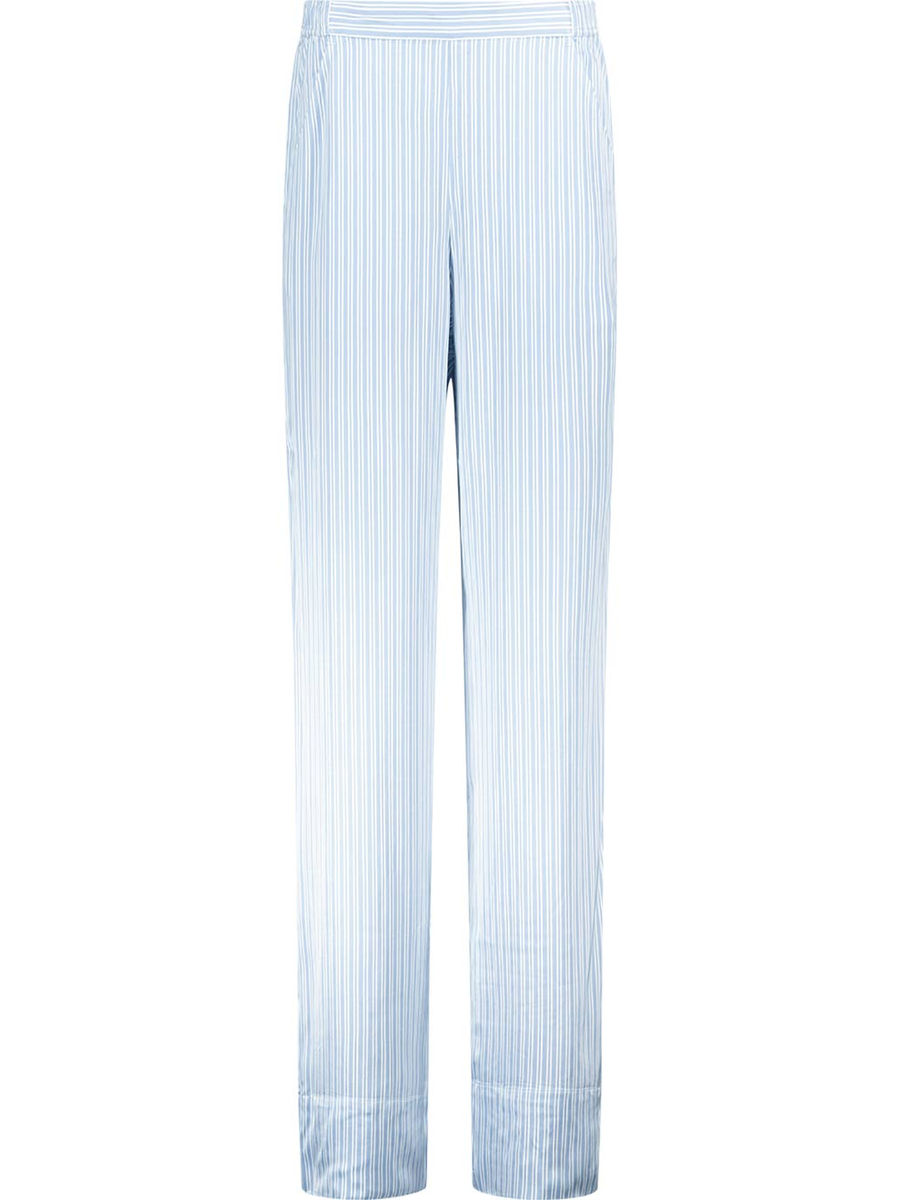 Semi flared Emme trousers