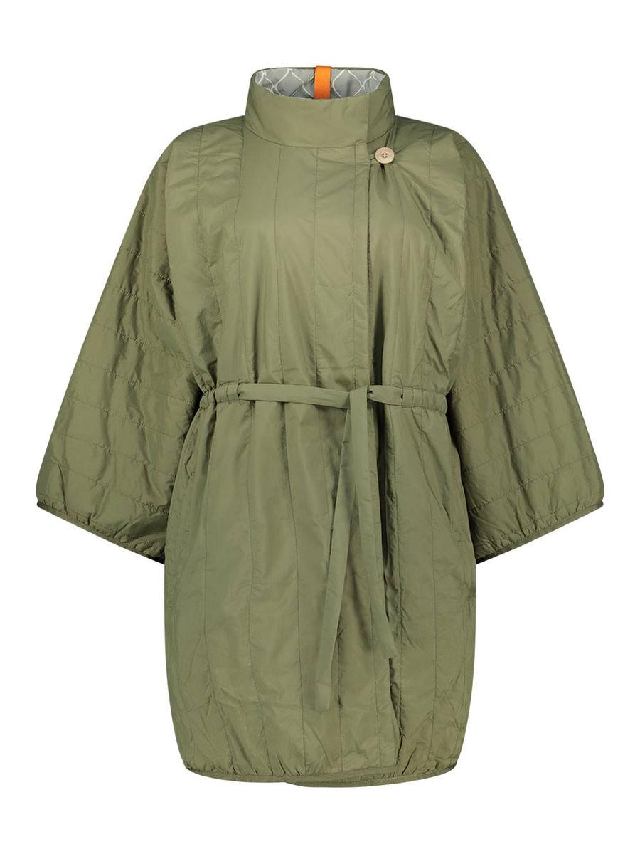 Reversible wide sleeve jacket