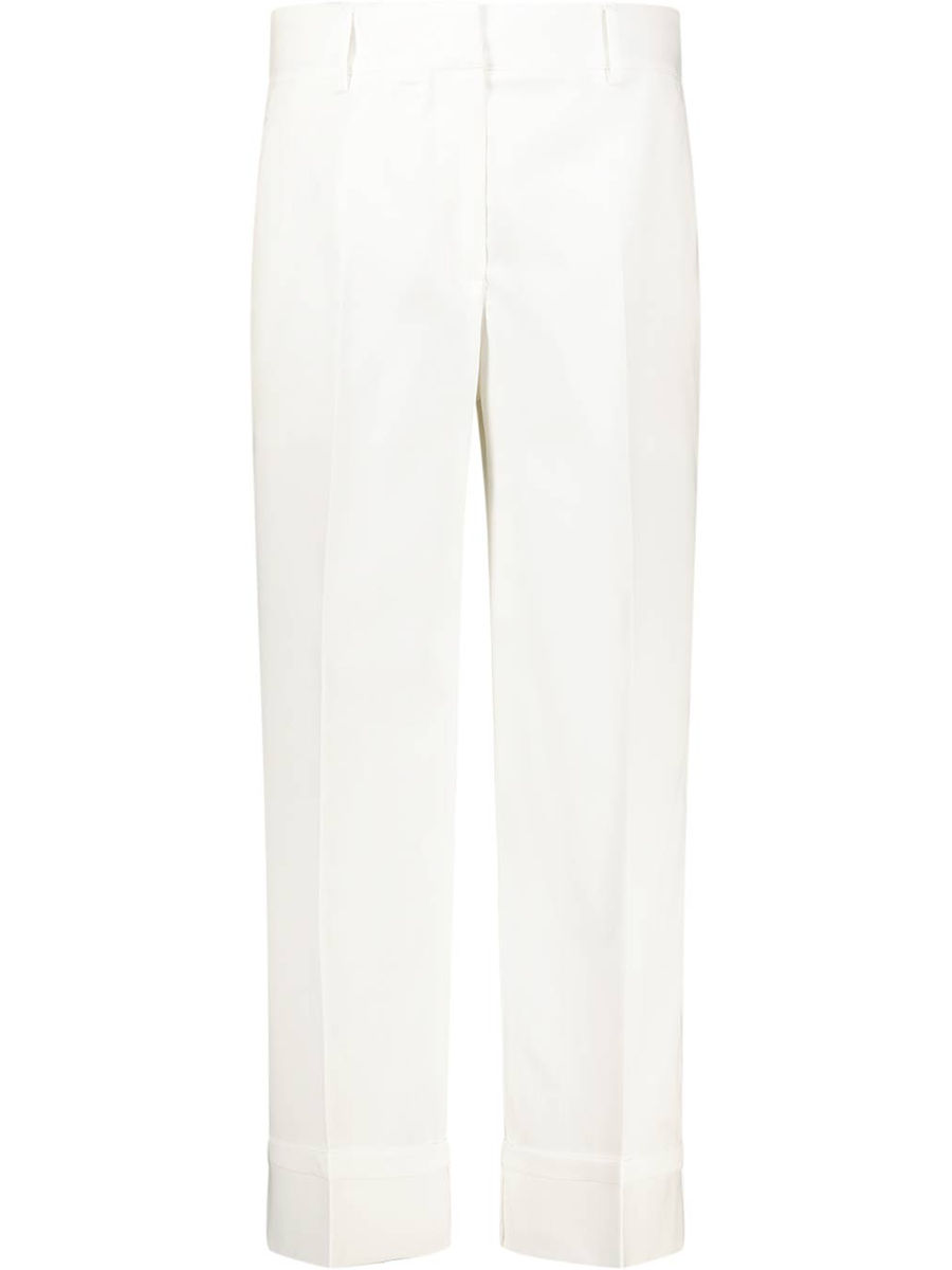 Clean look dreamy tailored trousers