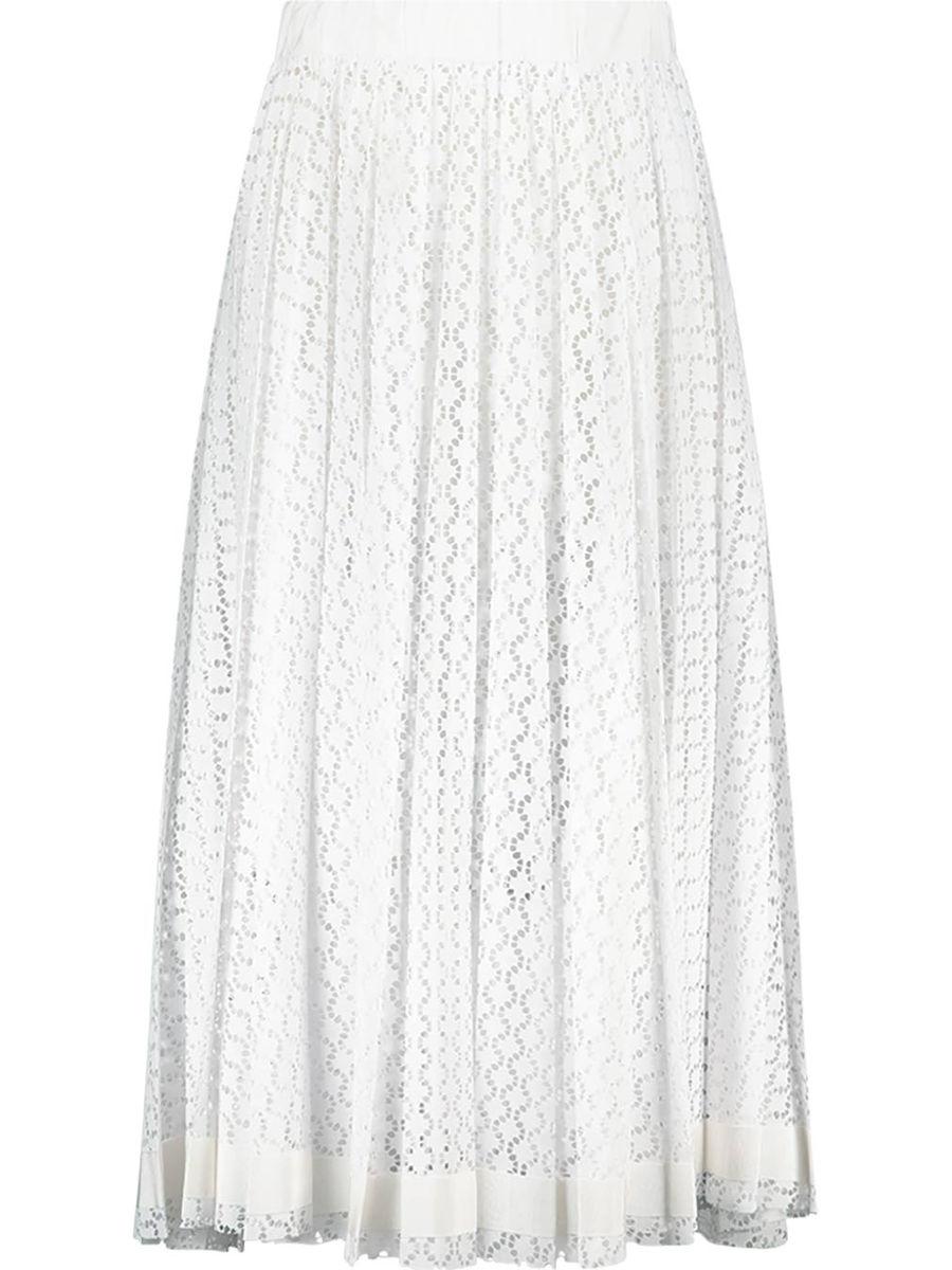 Retro summer skirt