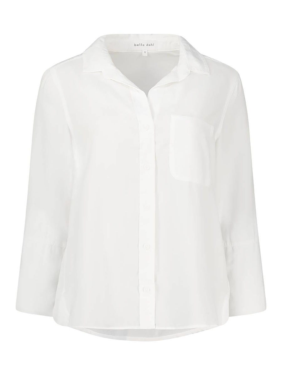 Feather-touch shirt