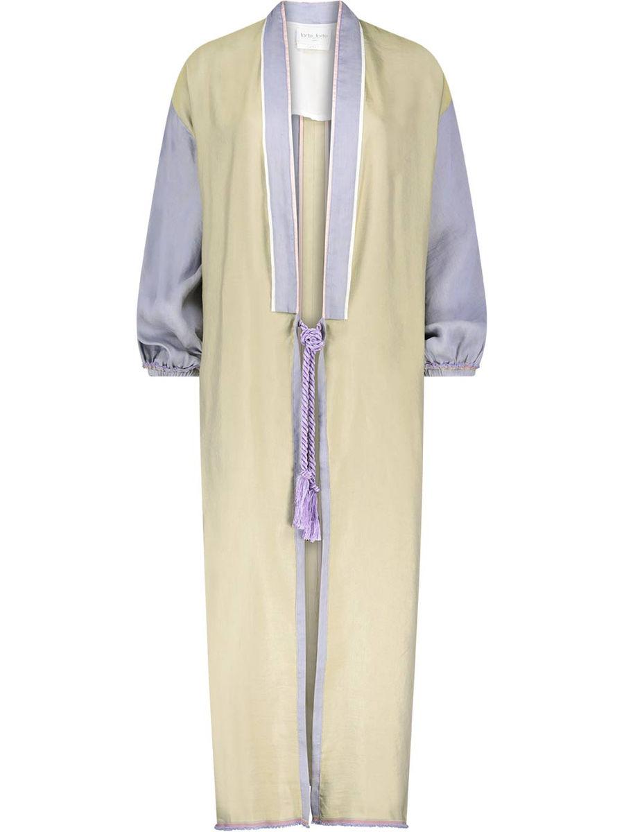 Kimono mit Bindeverschluss