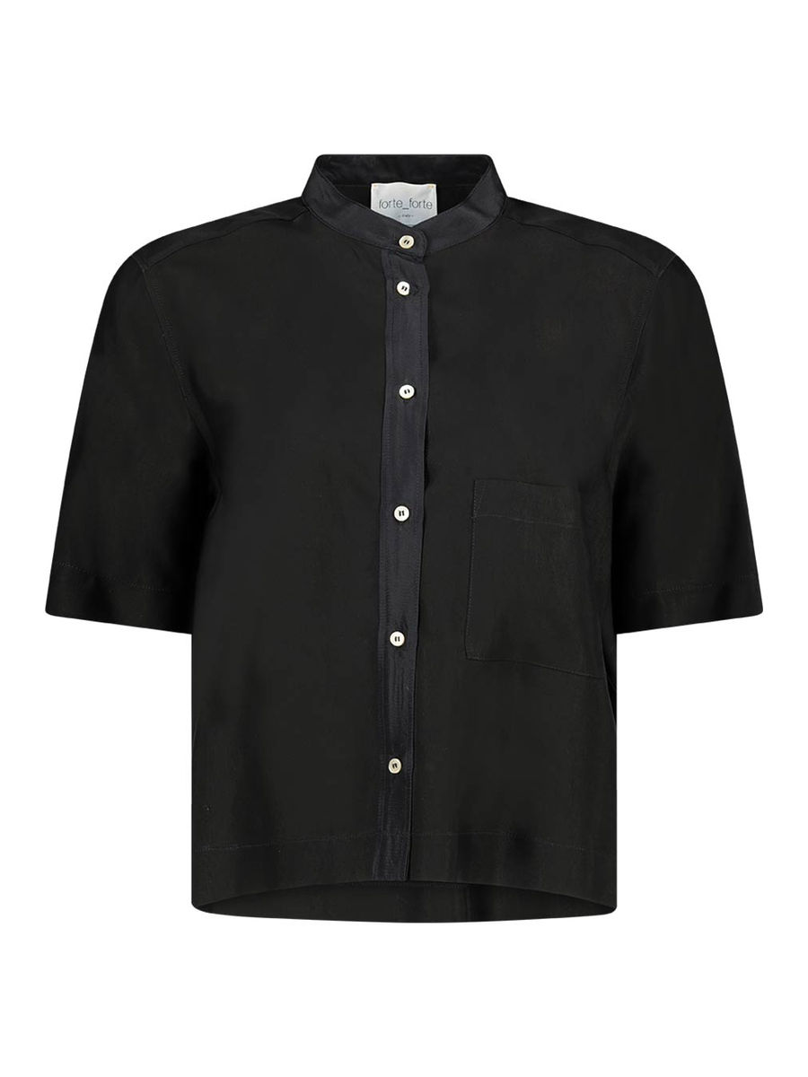 Button me up solid shirt