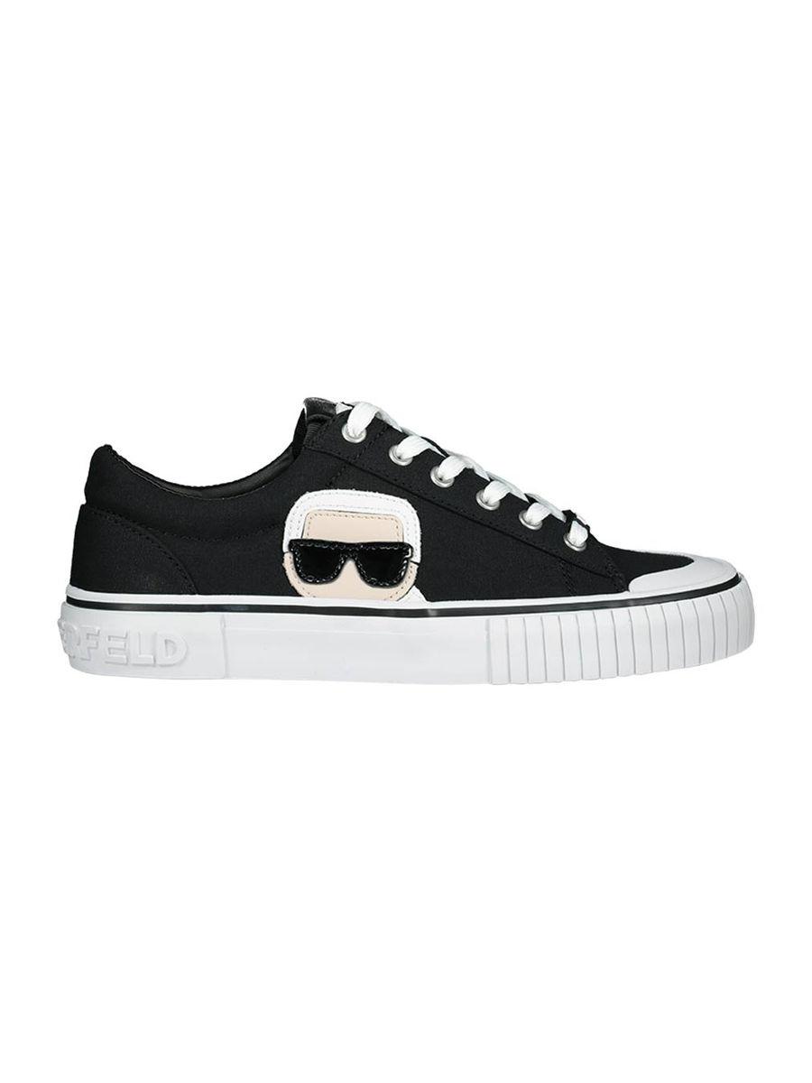 Karl-Sneaker mit Gummikappe