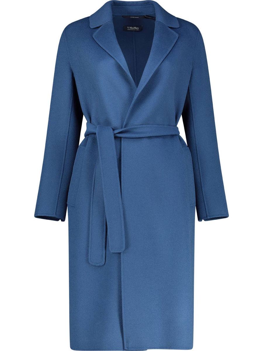 Madame woolen overcoat