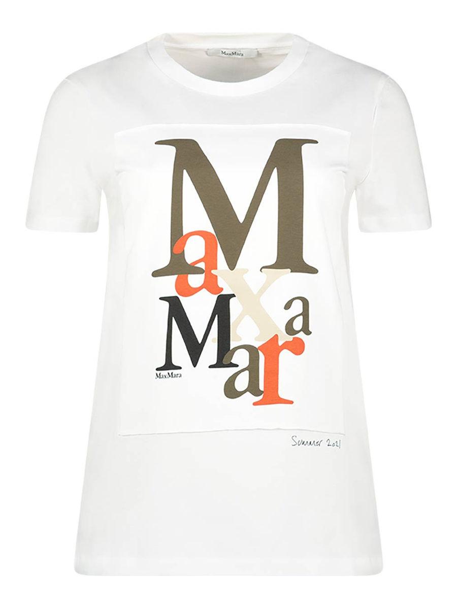 Color-burst graphic t-shirt