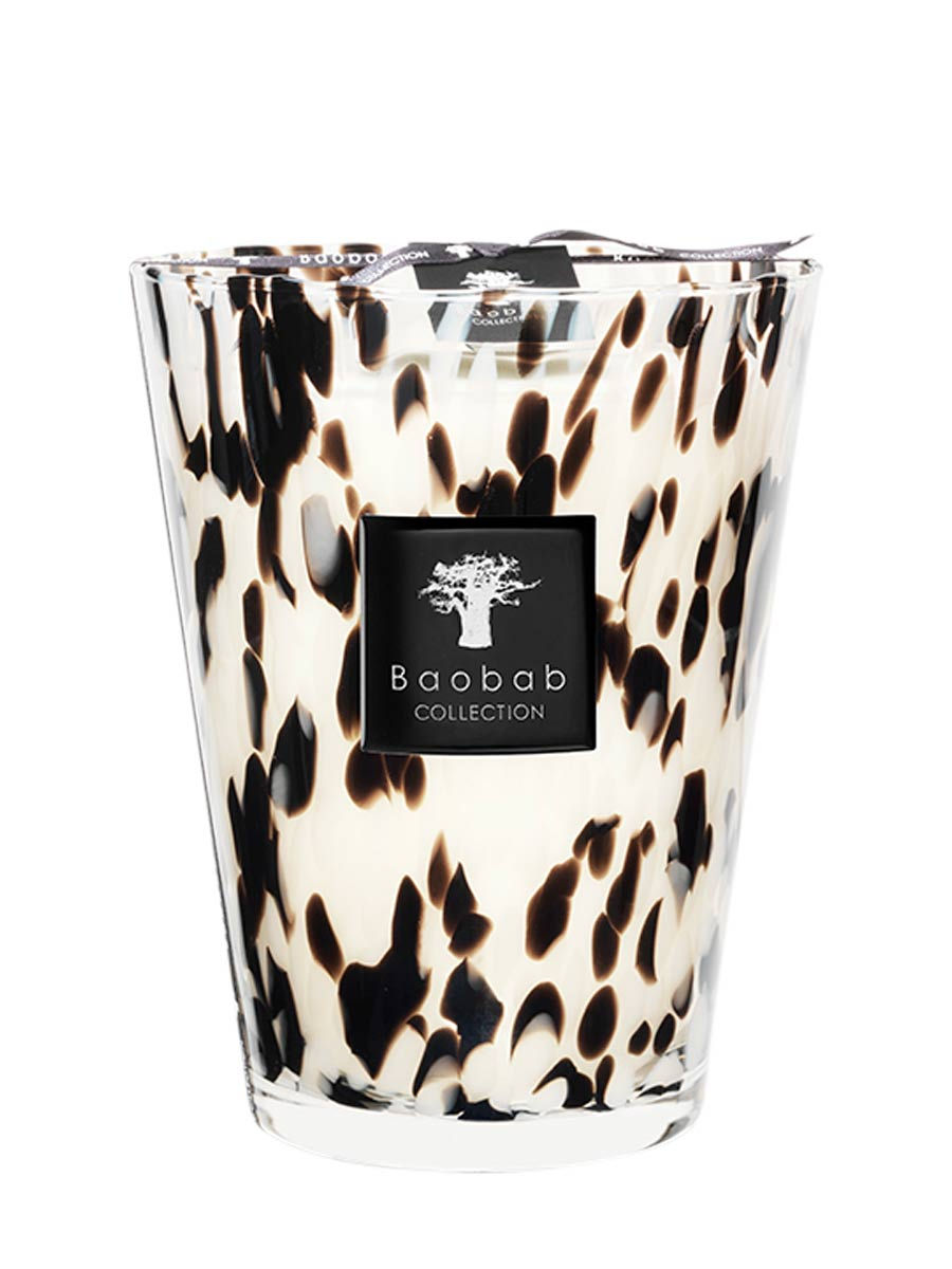 Scented Candle Black Pearls - Max24