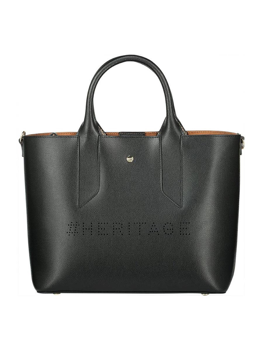 Elegante Heritage-Handtasche