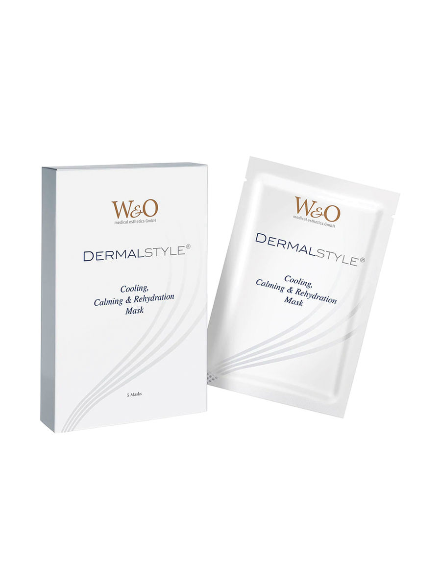 Die dermalstyle cooling, calming and rehydration mask