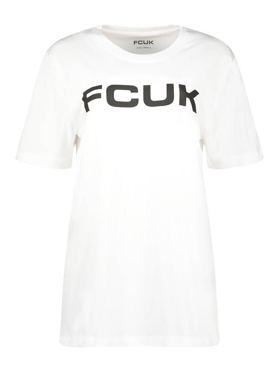 Logo print classic jersey t-shirt