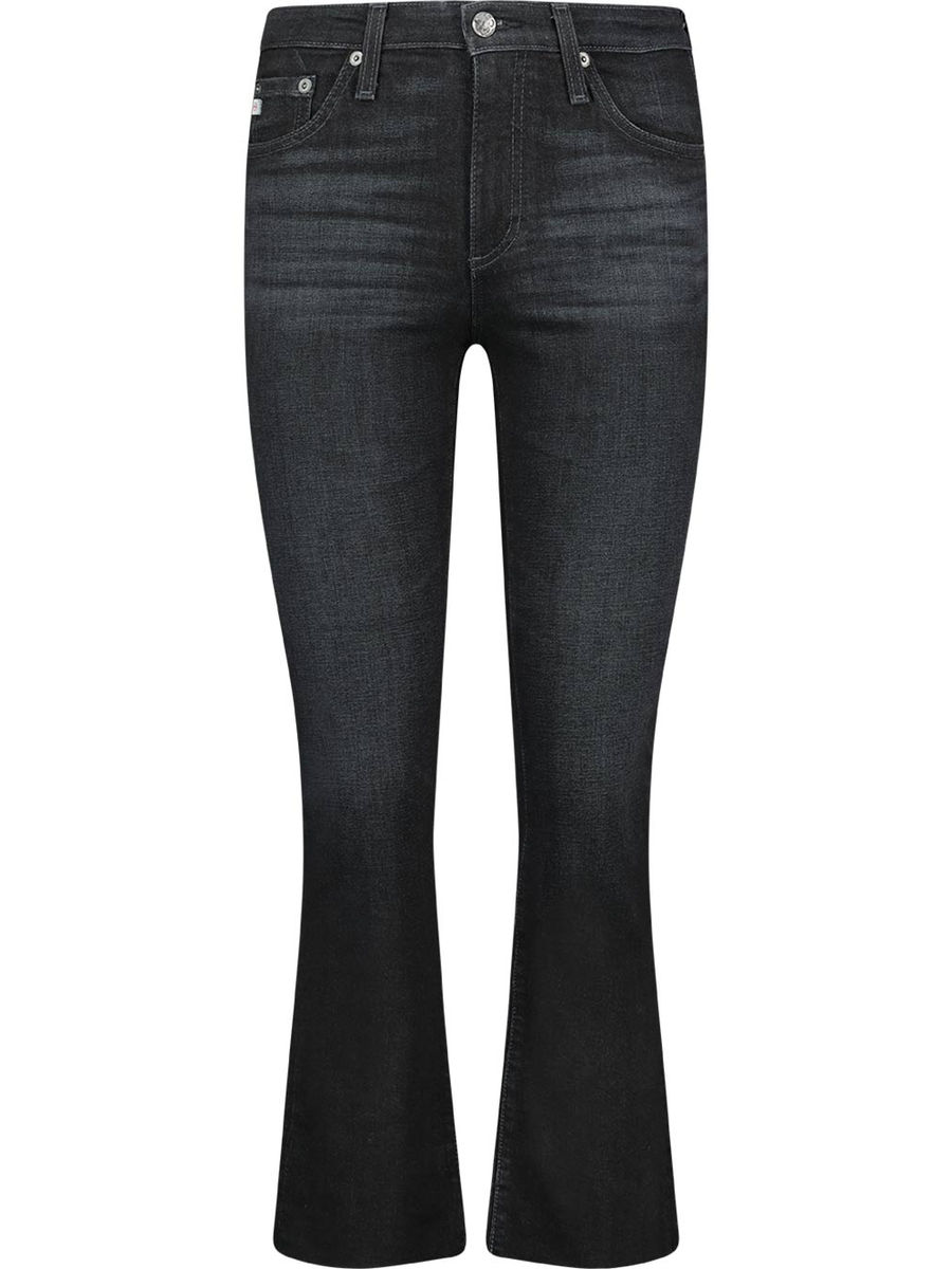 Cropped and flared Jodi jeans