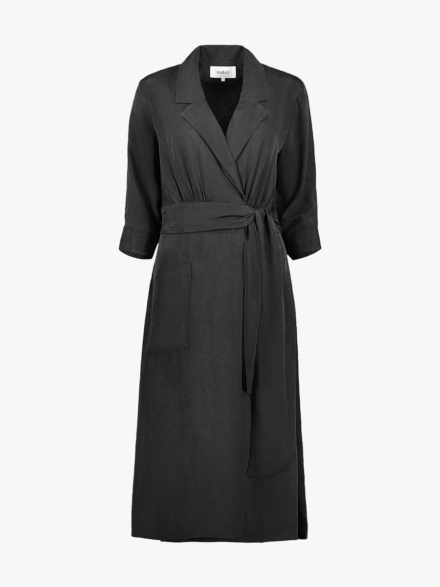 Aime wrap dress