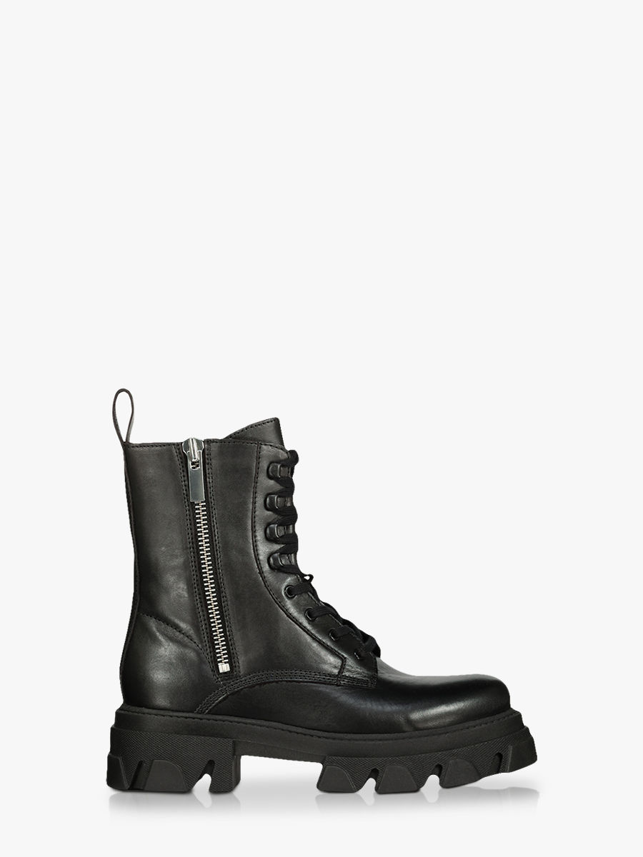 Uxi chunky sole ankle boots