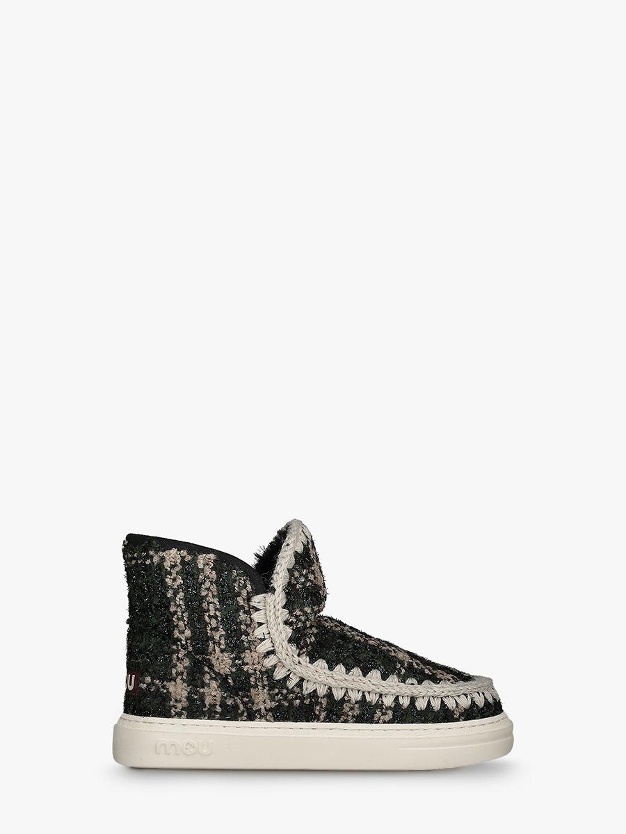 Eskimo Sneakers aus Stoff