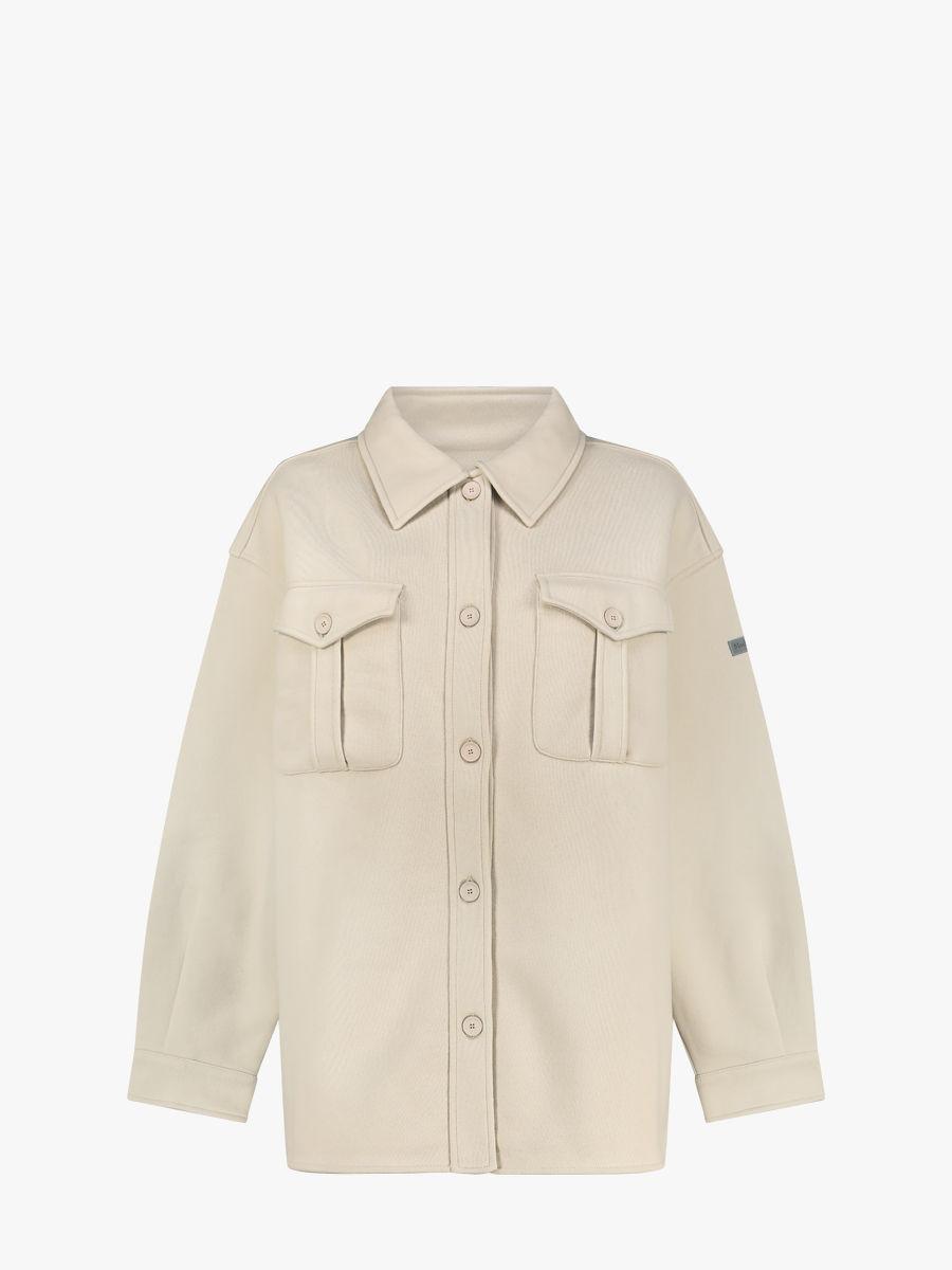 Zigano Hemdjacke aus Fleece