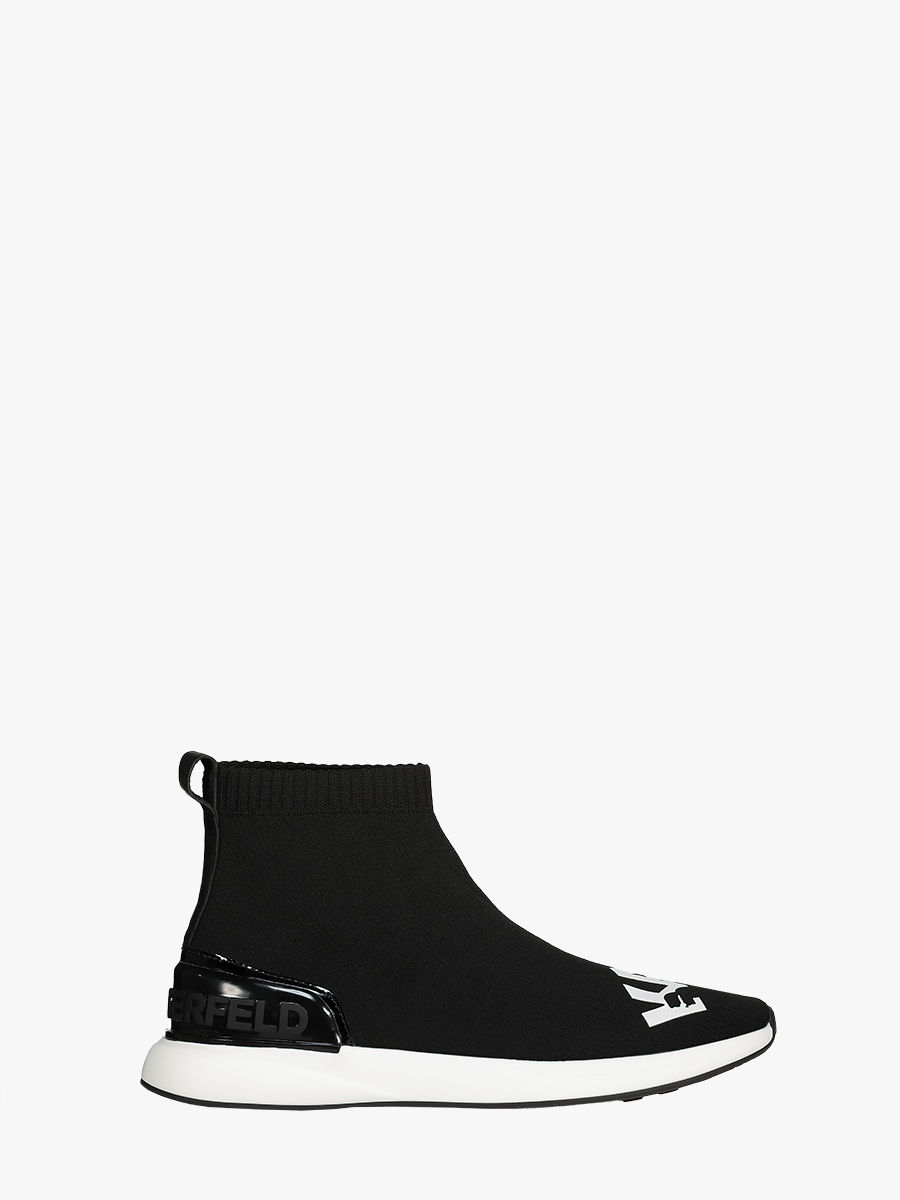 Finesse legere knit boots