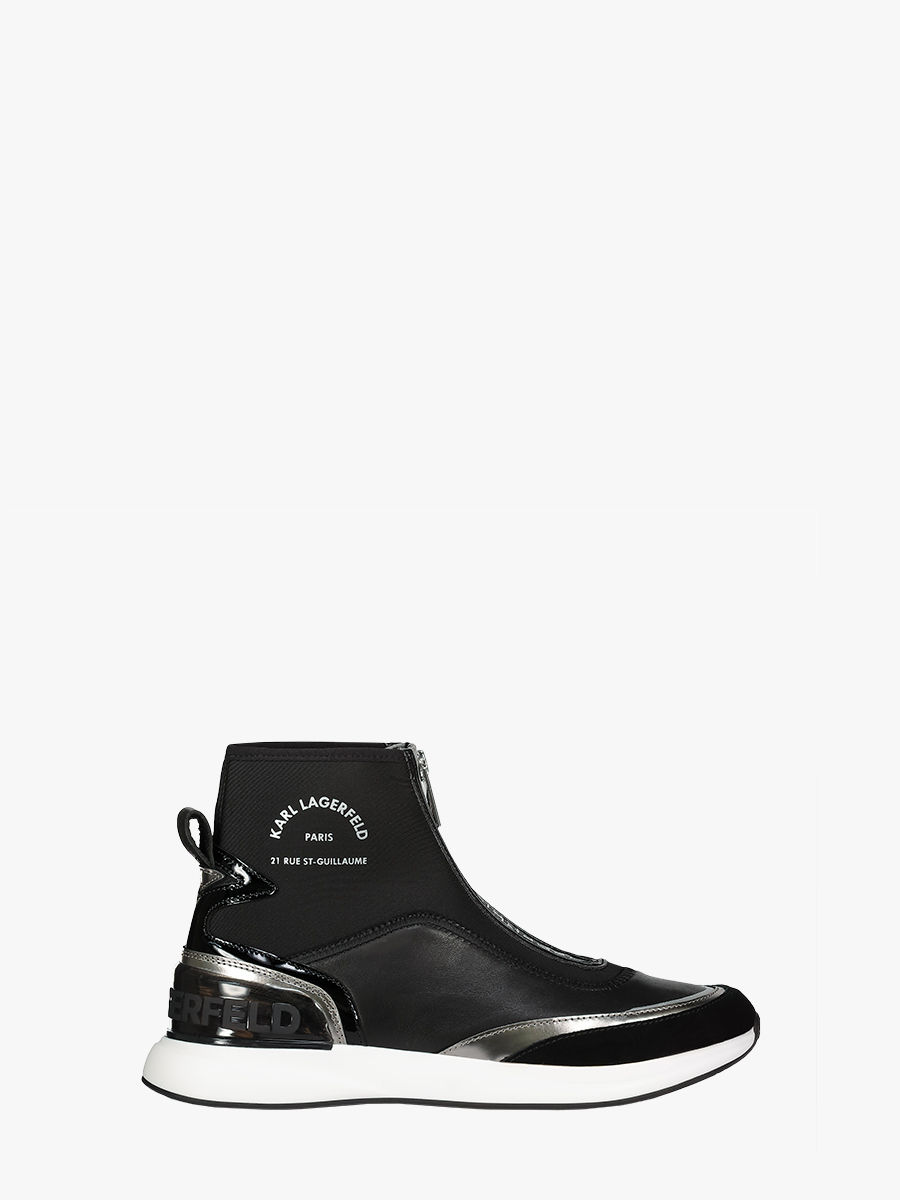 Finesse zip boots