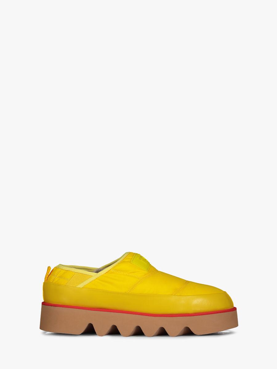Paw gefütterte Slip-on Sneakers
