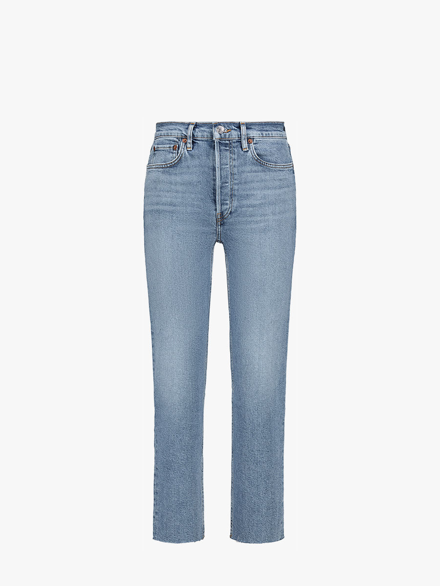 70s Stove Pipe Jeans