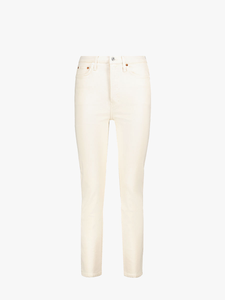 Comfort Stretch High Rise Jeans